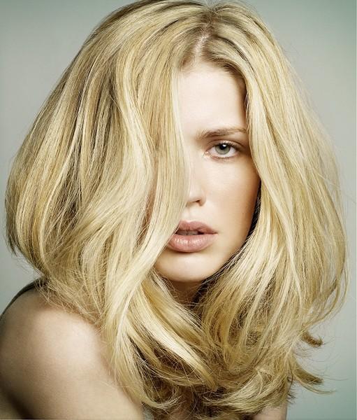 Цвет волос светло пшеничный фото