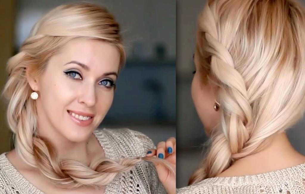 Прически на волосы на каждый день (45 фото): видео-инструкция как сделать каждодневную укладку на средние, длинные, короткие, ра