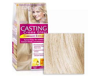 как тонировать волосы после осветления краской