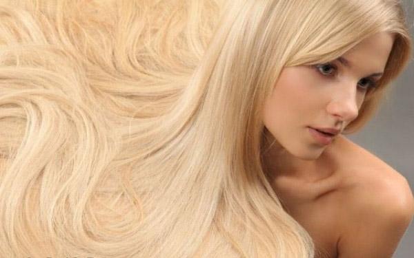 Волосы солома после обесцвечивания
