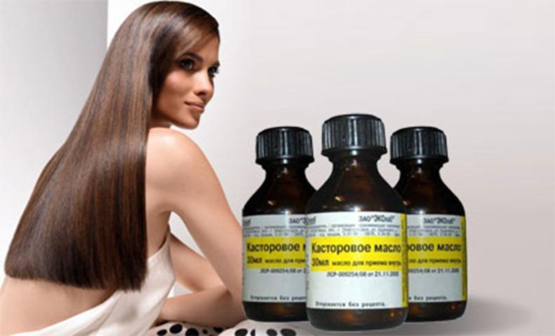Касторовое масло для волос как использовать для головы