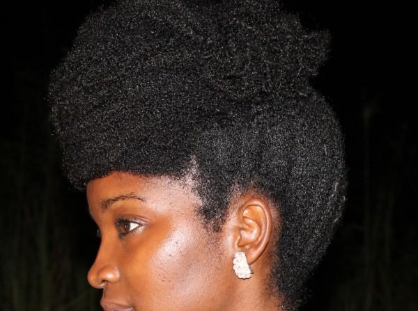 Чернокожие красотки знают секреты, как ухаживать за кудряшками