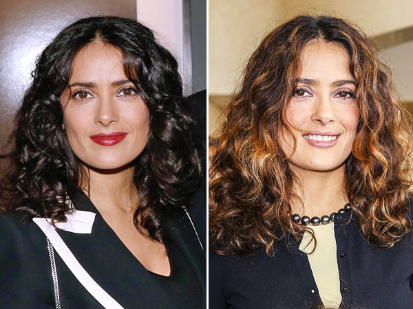 Иссиня черный цвет волос фото до и после окрашивания