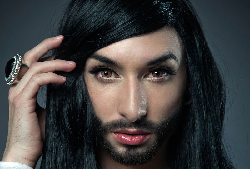 Заговор от волос на бороде