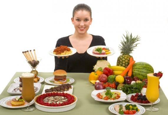 Чтобы иметь красивые и здоровые локоны, обратите внимание на то, что вы кушаете.