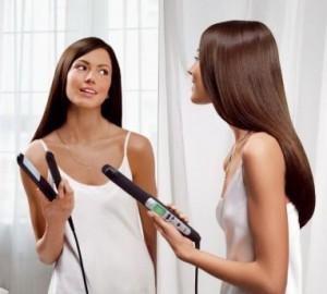 Даже идеально ровные волосы можно сделать кудрявыми