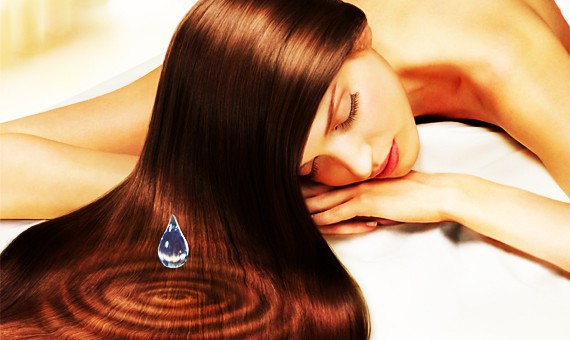 Как увлажнить волосы после окрашивания