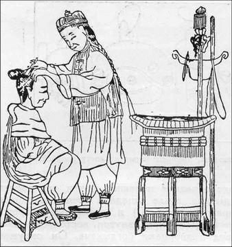 Долговременную завивку волос пытались получить еще в древности.