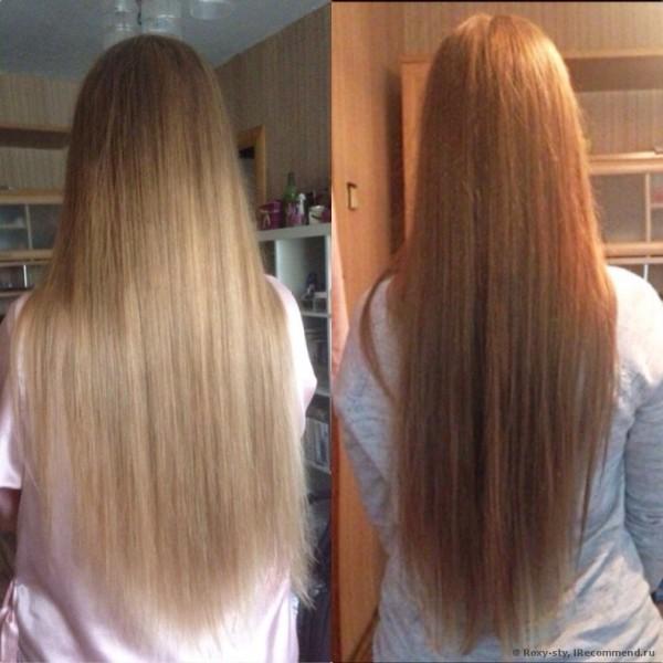 Домашнее окрашивание непрофессиональным колорантом L'Oreal Casting SunKiss: фото до и после