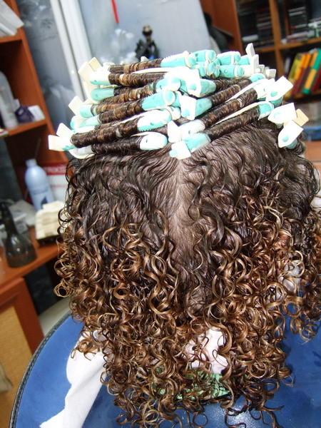 Доверяйте свои волосы только хорошему мастеру!