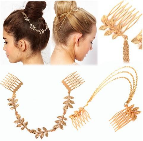 Двойное украшение с цепочкой – стильное и креативное