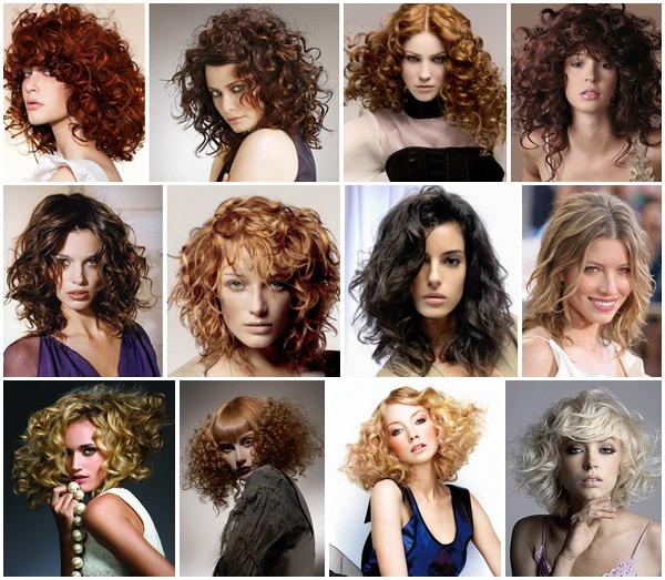 Если вы еще не знаете, какую стрижку можно сделать на кудрявые волосы