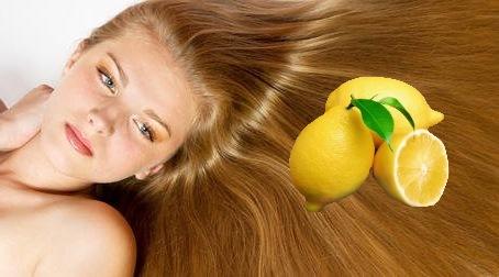 Чем заменить лимон в маске для волос