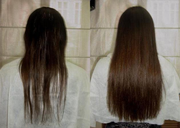 Средство для временного окрашивания волос