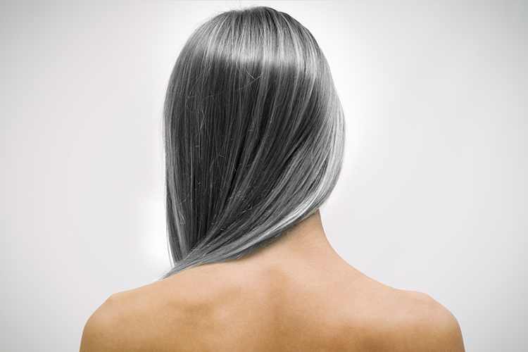 Как восстановить цвет волос от седины народными средствами