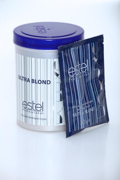 Этот уникальный порошок для осветления волос интенсивно обесцвечивает локоны до 7 тонов.