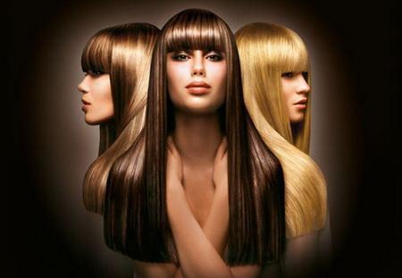 3 д окрашивание волос схема