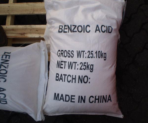 Фото BENZOIC ACID от китайского производителя.