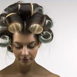 Как выбрать бигуди для длинных волос