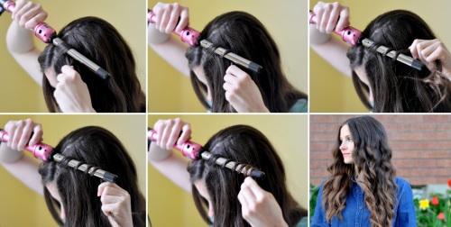 Как сделать локоны плойкой в домашних условиях на короткие волосы