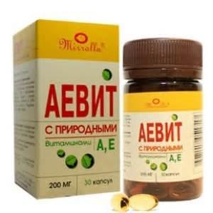 Фото комплекса витаминов для пробуждения силы волос