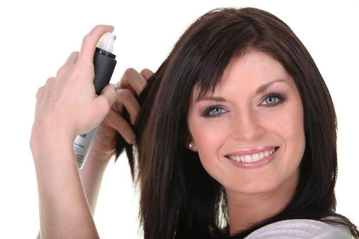 Сухой шампунь вреден ли для волос