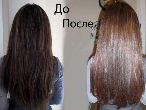 Маска для объема волос желатиновая