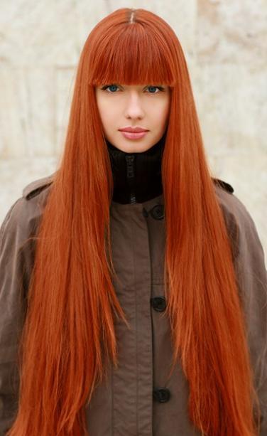 какой цвет темно русым волосам придаст хна