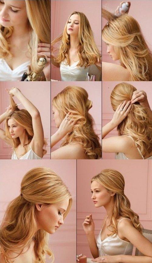Прически для детей накрученные волосы
