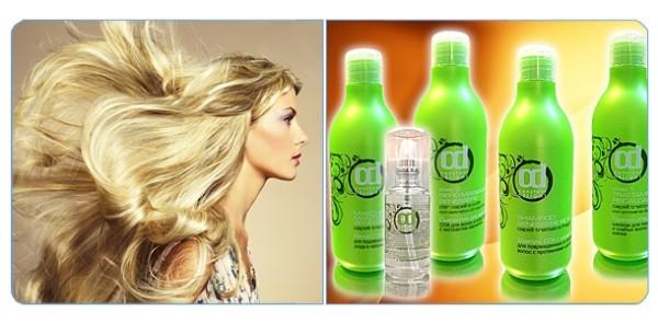 Горячее шелковое обертывание применяют к ослабленным, травмированным волосинкам.