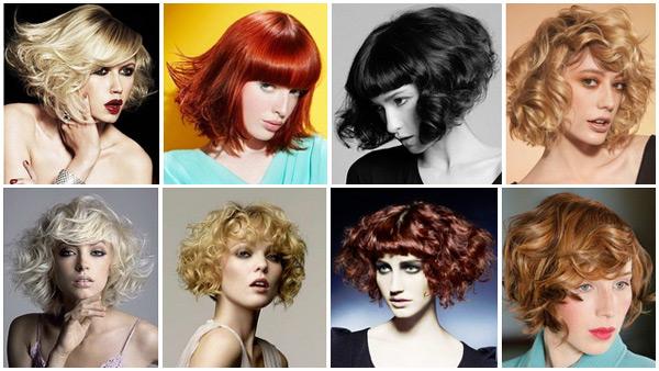 стильные прически волнистые волосы