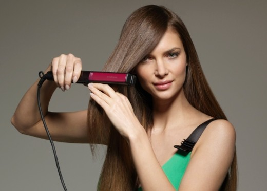 Как сделать волосы прямыми без вреда для волос