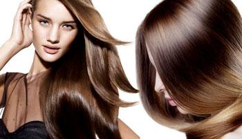 Как сделать волосы ухоженными и блестящими