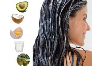 Ингредиенты маски подбираются индивидуально