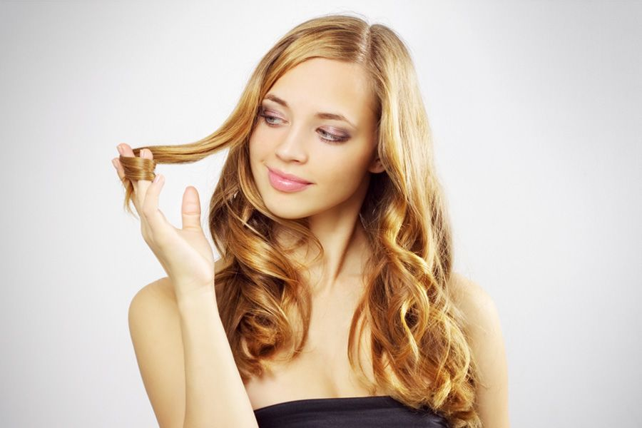 Как сделать воду для мытья волос мягкой
