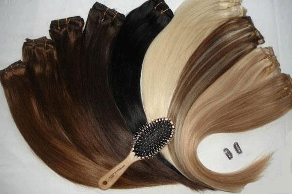 прически на гафре волосы