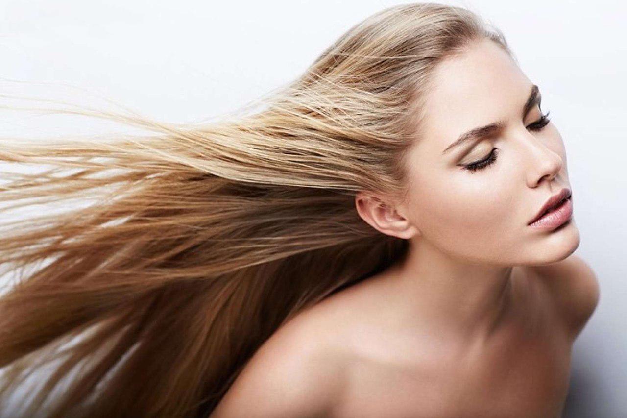 Как сделать волосы гладким быстро