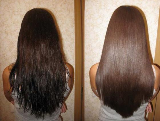 Восстанавливающие средства для мелированных волос