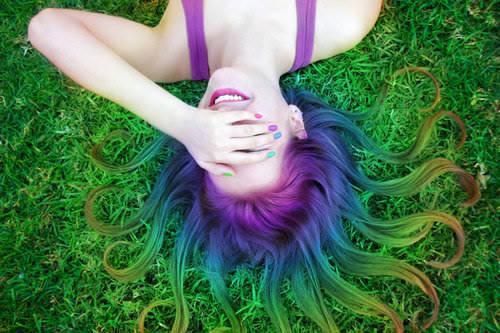 Купить тоник для волос зеленый