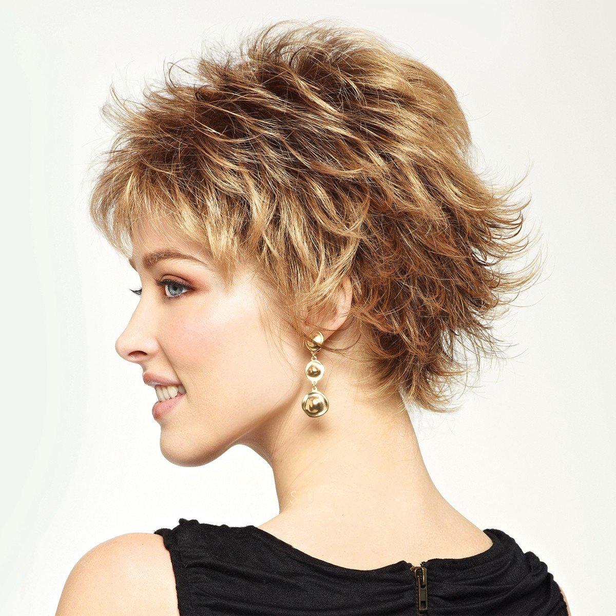 Дизайн причесок на короткие волосы фото