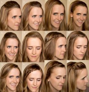 Как убрать отрастающие короткие волосы
