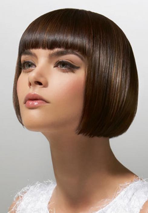 Классический стиль причёски фото