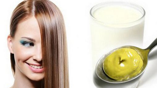 Желатиновая масла для волос