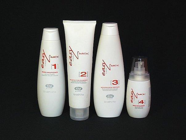 Препараты различных фирм для лечения и ухода за волосами