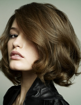 Прически для густых и жестких волос