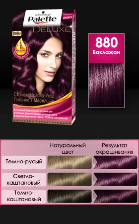 Божоле краска для волос цвет
