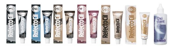 Краска Reflecto Cil даёт очень мягкое стойкое окрашивание волосков, но её высокая цена заставляет обращаться к более доступным аналогам у отечественных брендов