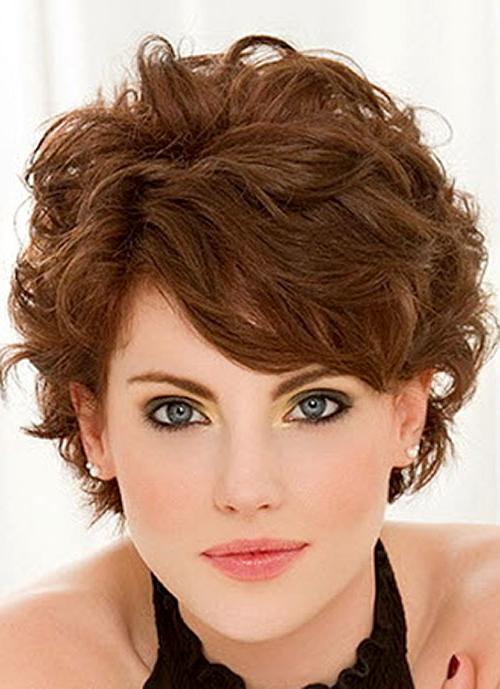 Стрижки на тонкие волнистые волосы