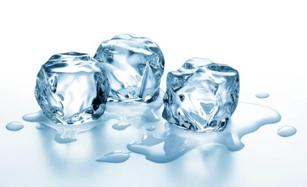 Лед поможет снизить болевые ощущения