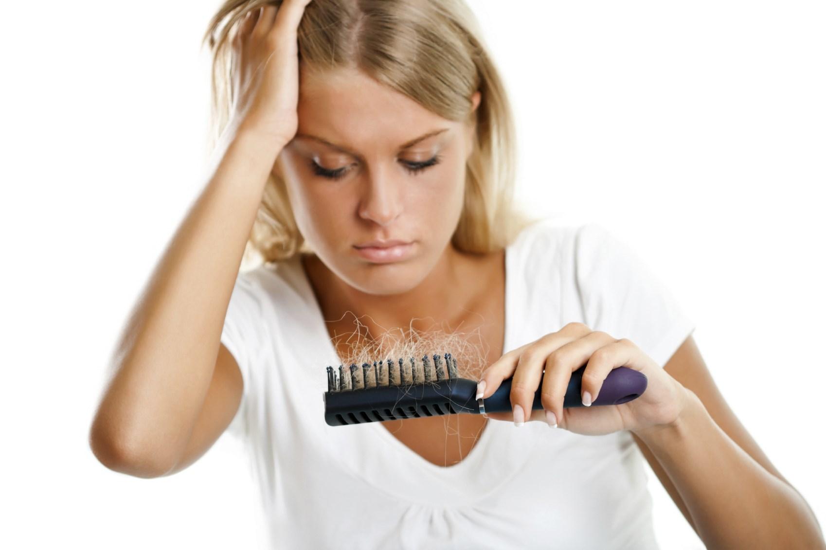 Маска для волос для густоты из репейного масла